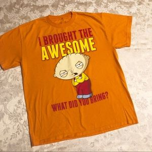 Family Guy | T-Shirt I Brought The Awesome What